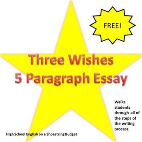 Developing a 5 paragraph essay guided by a 5 paragraph